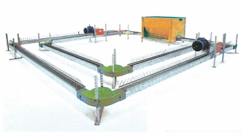Chain feeding system | Feeding Systems | Products | Agromax